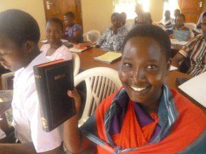 H'Oshinia in Bible School
